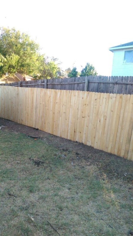 Fence Repair Installation Staining Grand Prairie Tx